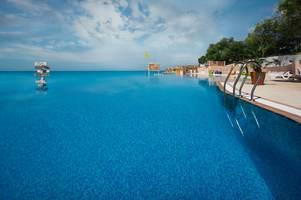 Песочная Бухта - парк-отель и пансионат с лечением в Севастополе