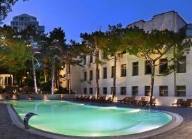 Отель «Сосновая роща», Гаспра